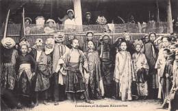 CHINA 1905? - Costumes Et Acteures Annamites - China