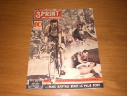 LE SPRINT MAGAZINE FRANCE SPORT - Sport