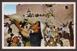 JO1) Marriage Ceremony At Frontier Village - Ca.1950s - Jordan