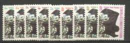 Nouvelle Calédonie Taxe N° 49 à 57   Neuf Luxe XX  Cote  9,00 Euros Au Tiers De Cote - Timbres-taxe