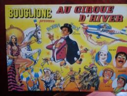 Bouglione Cirque D´hiver Clowns CPM Manett - Cartes Postales