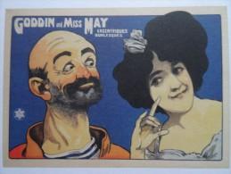 Cpm Cirque Burlesques Clowns Comiques - 5 - 99 Postkaarten