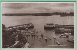 The Harbour, Newquay - Scilly Isles