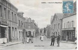 OISSEL - Rue De La République - France