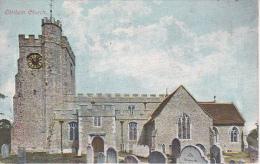 PC Chilham Church (6739) - England
