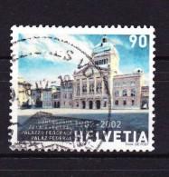 Switzerland Suisse - 2002 - YT 1708  - Zu 1046  - Mi 1733 - Suisse