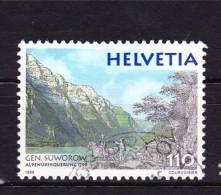 Switzerland Suisse - 1999 - YT 1628  - Zu 984  - Mi 1700 - Suisse