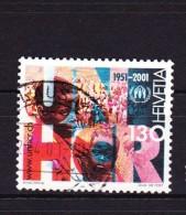 Switzerland Suisse - 2001 - HCR - YT 1674 - Suisse