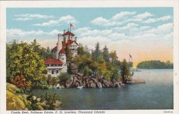 New York Thousand Island Castle Rest Pullman Estate F O Lowden