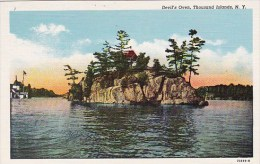 New York Thousand Island Devils Oven