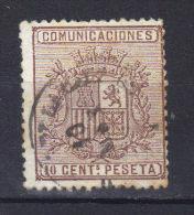 N° 153 Type 2 (1874) - Oblitérés