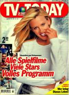 TV  Today  Zeitschrift  -  8.11. 1997  -  Mit : Der Wettlauf Um Diana  -  Julia Roberts Und Mel Gibson - Film & TV