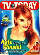TV  Today  Zeitschrift  -  9.5. 1998  -  Mit : Kate Winslet : Eine Frau Schwimmt Oben  -  Liebe übers Radio - Film & TV