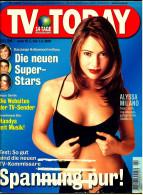 TV  Today  Zeitschrift  -  19.5. 2001  -  Mit : Die Neuen Superstars  -  Kino : Die Mumie Kehrt Zurück - Film & TV