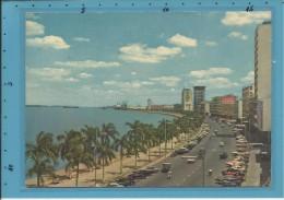ANGOLA - 1968 - Avenida Paulo Dias De Novais, Fundador De LUANDA Em 1576 - Stamp & Cancel - 2 SCANS - Angola