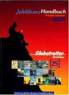 Globetrotter Ausrüstungs Katalog 2004  -  528 Seiten Handbuch  -  Bekleidung , Rucksäcke , Zelte Usw. - Catalogues