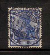 Germany     Scott No.  84     Used    Year  1905 - Germany