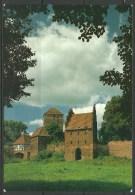 Deutschland Ansichtskarte Wittstock Dosse 1993 Nach Estland Gesendet - Wittstock