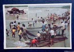 Inde - GOA - Pêche - Inde
