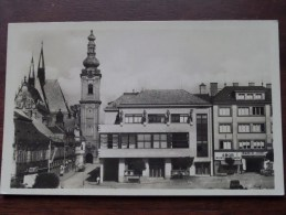 KLATOVY ( Sbor - Radio Simacek ? ) Anno 19?? ( Zie Foto Voor Details ) !! - Tchéquie