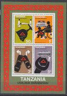 B0916 - TANZANIA BF Yv N°12 ** SECURITE ROUTIERE - Tanzania (1964-...)