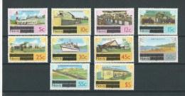 Nevis: 30/ 42 ** (manque 36-40-42)  Administration Autonome - St.Christopher-Nevis-Anguilla (...-1980)