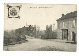 Castillon Pont De Tranchard - France