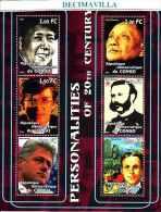 COG, MAO TSE TUNG, DENG XIAOPING, BILL GATES, HENRI DUNANT, BILL CLINTON, HENRY FORD. - Mao Tse-Tung