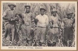 Barbados  Sugar  Cane Cutters  Bs91 - Barbados (Barbuda)