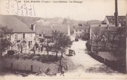 VAL D'AJOL, Les Chênes, Le Tissage, écrite - France