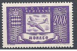 MONACO PA N� 18 NEUF** LUXE