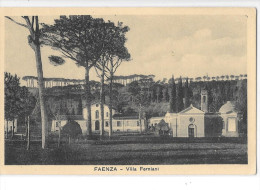 EMILIA ROMAGNA-FAENZA VILLA FERNIANI - Faenza