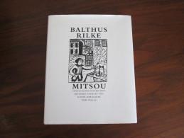 Balthus -  Rilke - Mitsou - Insel Verlag 1995 Erstauflage - Originele Uitgaven