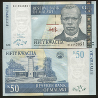 Malawi 50 Kwacha 2006  Pick 53 UNC - Malawi
