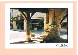 CARTE POSTALE COULEUR.................. VILLEREAL.... ...... - France