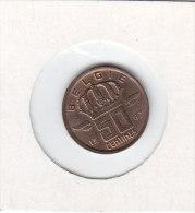50 CENTIMES Bronze 1987 FL   Qualité++++++++++++++++++ + - 1951-1993: Boudewijn I