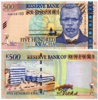 Malawi 500 Kwacha 2005 Pick 56 UNC - Malawi