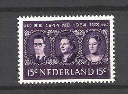 Nederland 1964 BENELUX NVPH 829 Yvert 803 MNH ** - Neufs