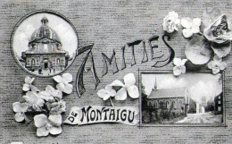 Montaigu : Amitiés De.... (1910) - België