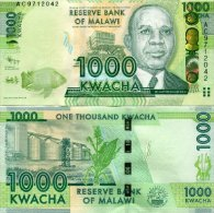 Malawi 1000 Kwacha 2012 Pick 62 UNC - Malawi