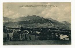 CP , 38 , SAINT-PAUL-les-MONESTIER , Vue Générale - Otros Municipios