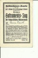 AUSTRIA  --  SIEMENS - SOMMERFEST  --  N. S. GEMEINSCHAFT  ,, KRAFT DURCH FREUDE ,,  --  1939 - Eintrittskarten