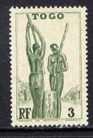 TOGO - N° 183** - PILAGE DU MIL - Togo (1914-1960)