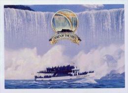 NIAGARA FALLS  MAID OF THE MIST BOAT TOUR - Chutes Du Niagara