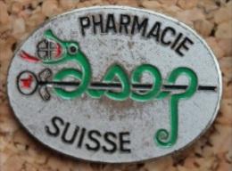 PHARMACIE SUISSE     -             (BRUN) - Medical