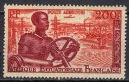 A.E.F. Poste Aérienne N° 60 ** - A.E.F. (1936-1958)