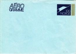 LF 17** 1oo öre Stilisiertes Flugzeug  - Aero Gramme - Postwaardestukken