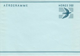 LF 29**  300 öre Fliegender Vogel - Aerogramme - Postwaardestukken