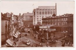 LIVERPOOL  Ranelagh Street - Liverpool