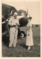DETROYAT A SEMUR - Aviation
